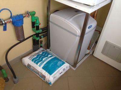 Очистка воды в квартире