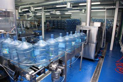 система очистки для линии розлива воды