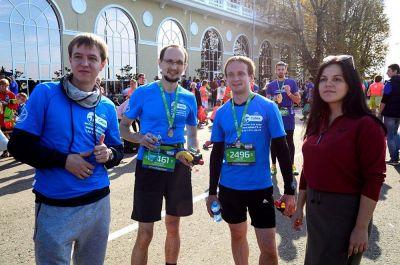 марафон сочи очистка воды