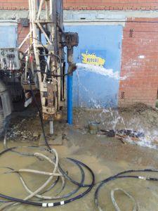 бурение скважины для воды