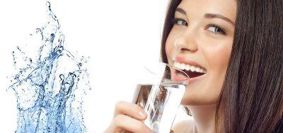 полезно пить чистую воду