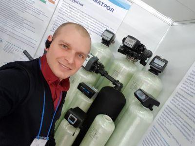 выставка по водоочистке и водоподготовке